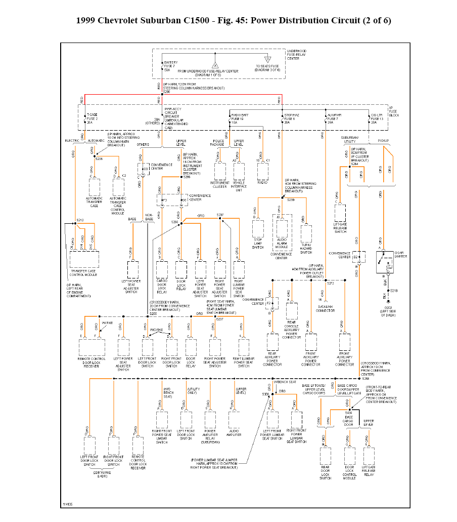 1999 suburban i need a wiring diagram 5 7l graphic graphic