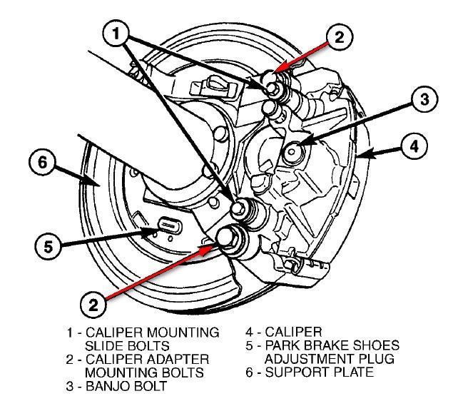Brake Rotor And Caliper Diagram : Brake rotor and caliper diagram imageresizertool