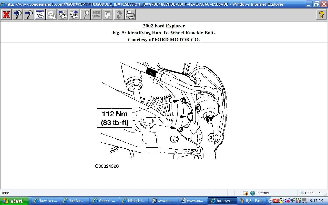 how to change cv boot on ford territory