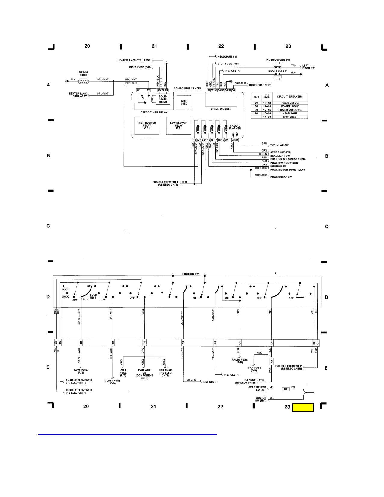 looking for the wiring diagram for a 1991 lumina steering. Black Bedroom Furniture Sets. Home Design Ideas