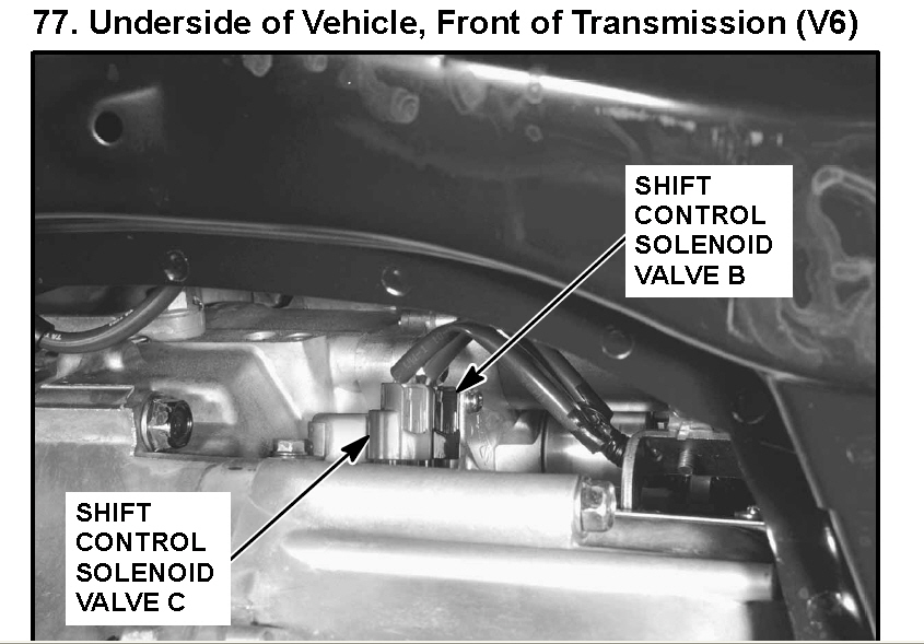 2003 Honda Accord Shift Solenoid - Graphic Graphic Graphic - 2003 Honda Accord Shift Solenoid