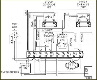 Honeywell Th5110d1006honeywell Focus on honeywell thermostat wiring schematic