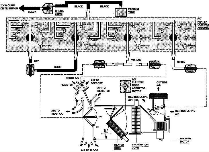 I Need Vacuum Line Diagrams For The Duratec 3 0 Liter 24