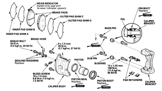 Toyota T100 Headlight Wiring Diagram also 2002 Dodge Stratus 2 4l Diagram likewise 184137 Whats Wrong These Pictures besides 2005 Element Under Hood Fuse Box Ac also 91 Acura Integra Engine Diagram. on acura tsx 2004 fuse box diagram