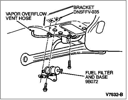 2002 Mazda 626 Engine Diagram