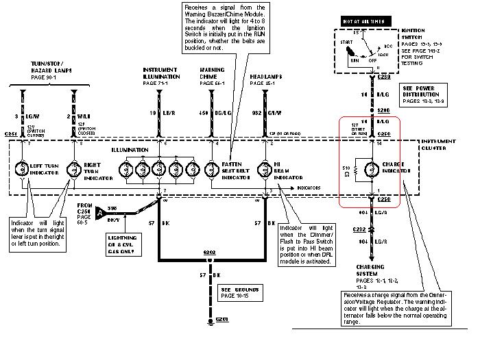 2008 f150 gauge cluster wiring diagram i replaced my 1995 ford    f150       instrument       cluster    with one  i replaced my 1995 ford    f150       instrument       cluster    with one