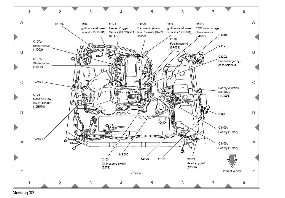 Installing A 03 Supercharged Cobra 4 6 In A Ffr Cobra