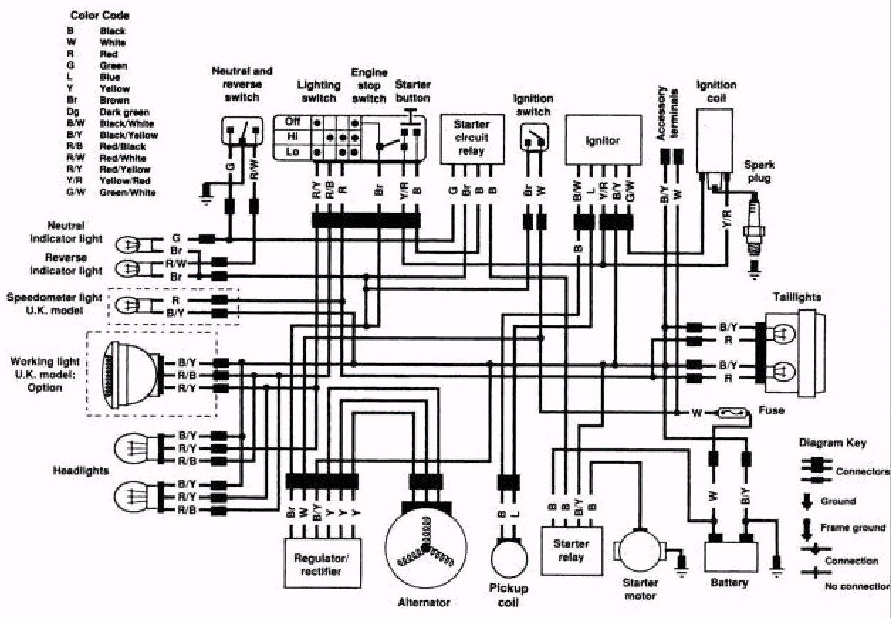 2009 Kawasaki Wiring Diagrams Schematics Er6f Diagram Klf 300c Bing Images Teryx Er6n