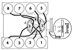 68 ford 302 engine diagram 1974 ford: firing order..the number 1 position on the ... 1974 ford 302 engine diagram