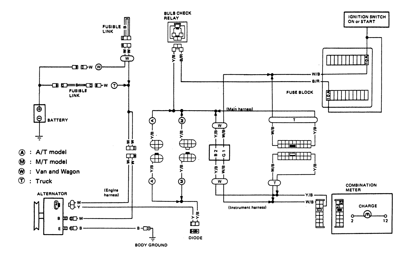 wiring diagram for 1988 nissan d21 up wiring diagram website