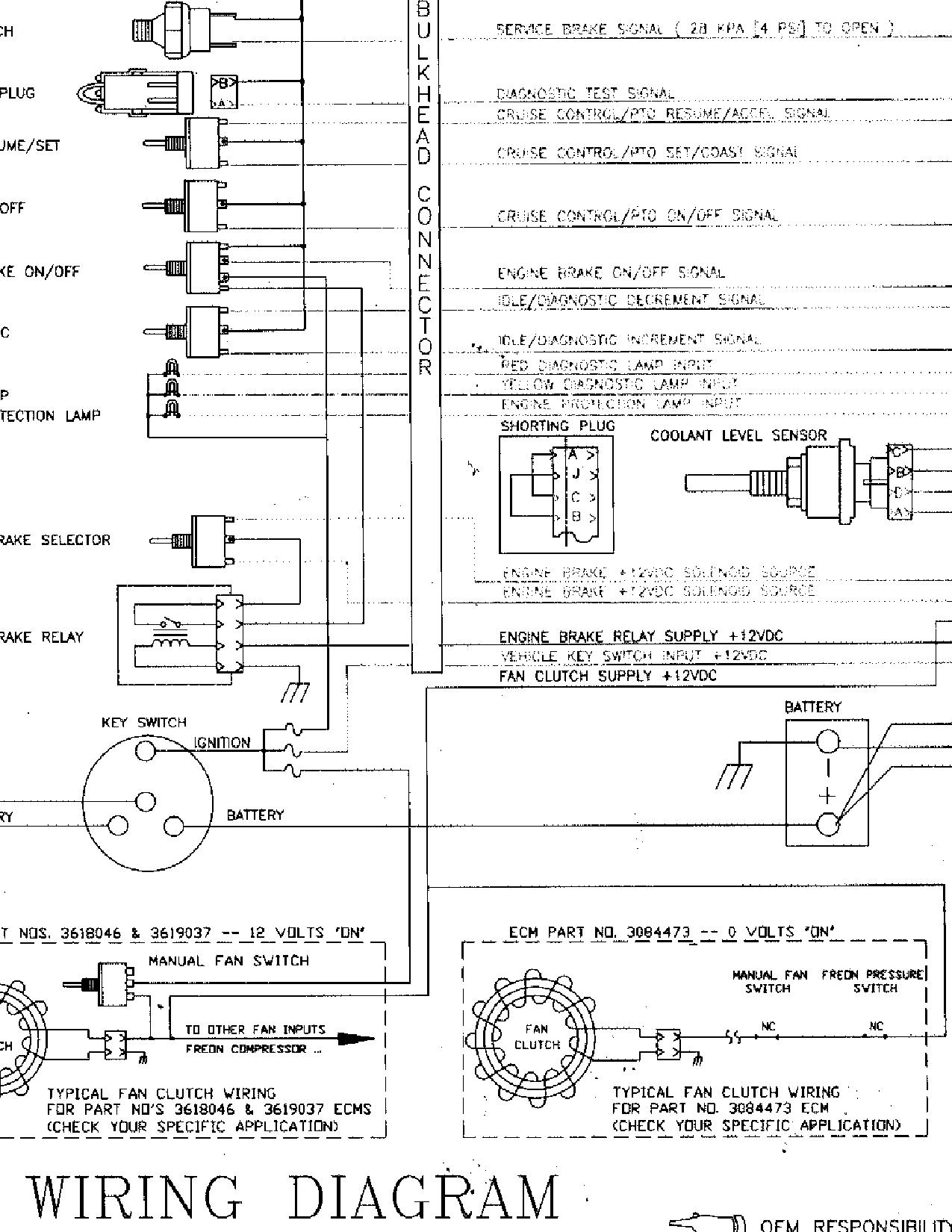 i want to install an n14 celect plus in my 84flc freightliner