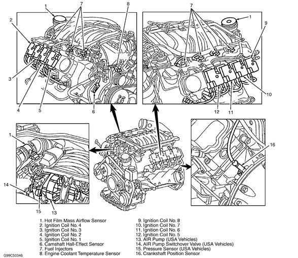 MeRCEDES ML430 CPS SENSOR WHAT IS THE EASIEST WAY TO