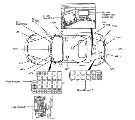 1994 cadillac fleetwood wiring diagram 1994 mack wiring