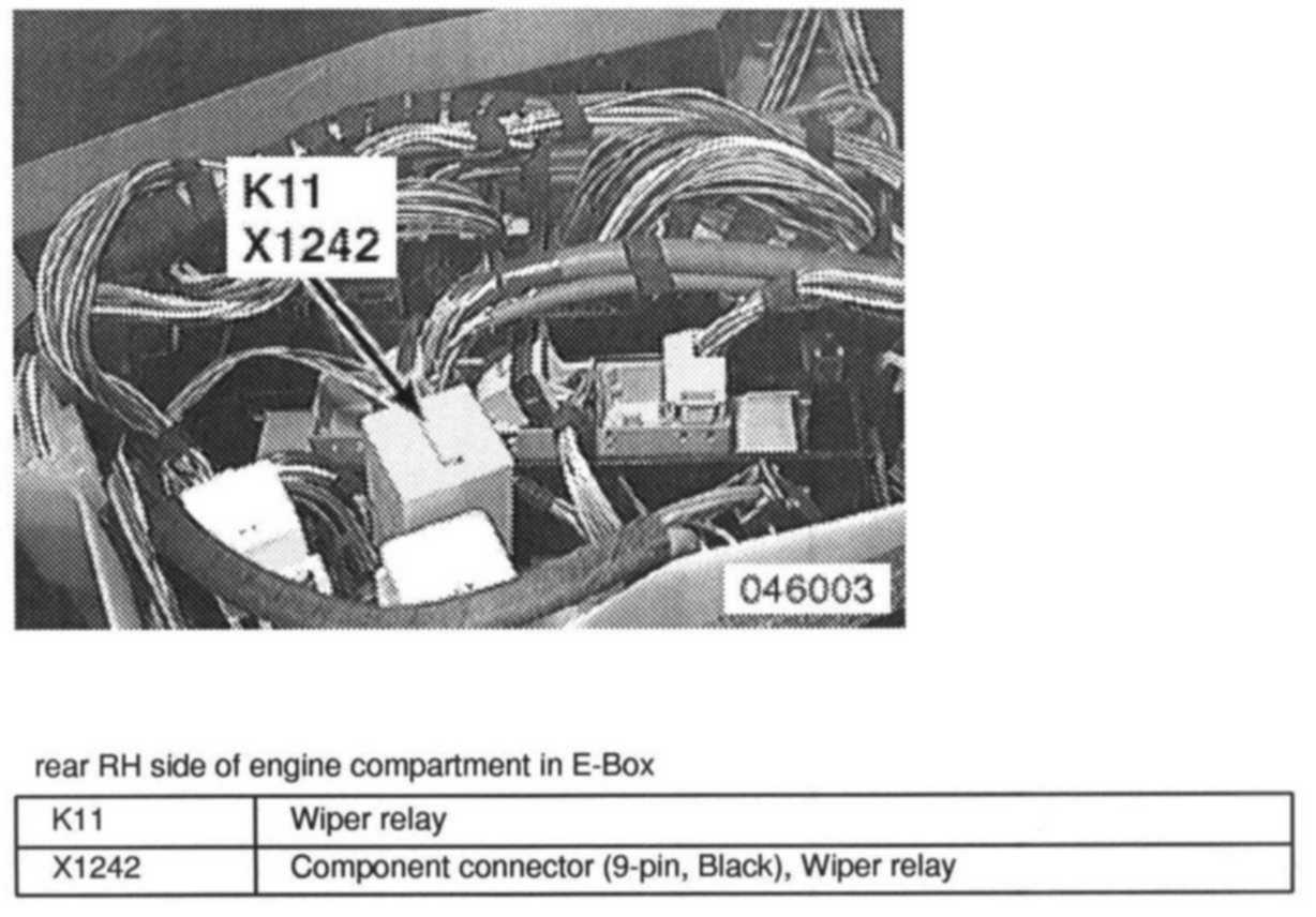 Air Conditioner Fuse >> WIPERS INOP CANNOT LOCATE RELAY OR FUSE?1998 528I