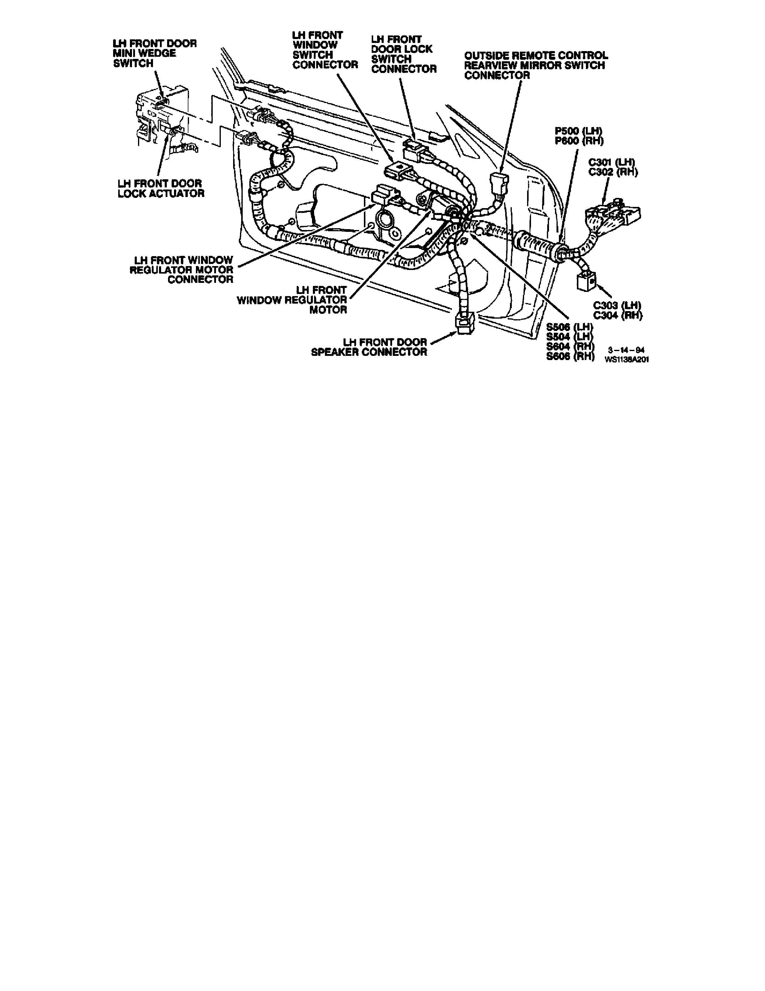 Chevy Power Door Lock Actuator Wiring Diagrams Aftermarket Diagram 95 Chevrolet Lumina Replacement Universal Actuators