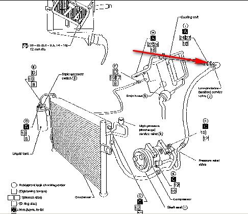 2001 Nissan Sentra Fuse Box Diagram on Nissan Pathfinder Fuse Box Block Circuit Breaker Diagram