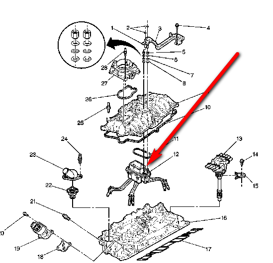 4 8 vortec engine problems  wiring  wiring diagram images