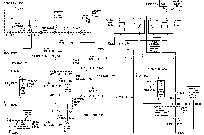 fuse box diagram for 2003 gmc sierra 1500 html
