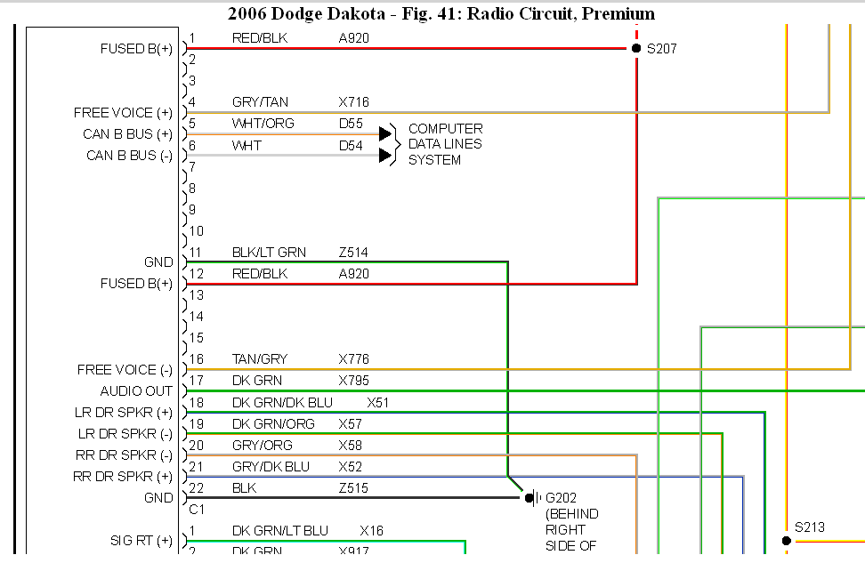 wiring diagram for 2002 dodge stratus radio the wiring diagram 2001 dodge dakota quad cab stereo wiring diagram wiring diagram wiring diagram