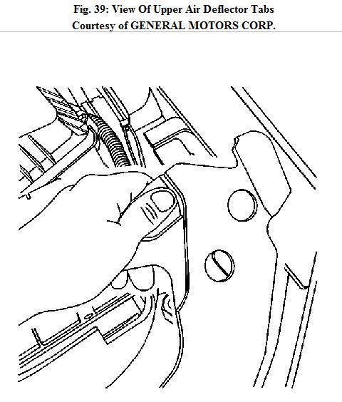 how do you remove the headlight assembly on a 2004 pontiac