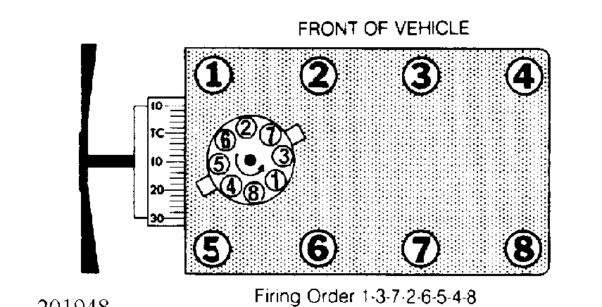 1980 Ford F 350 Firing Order