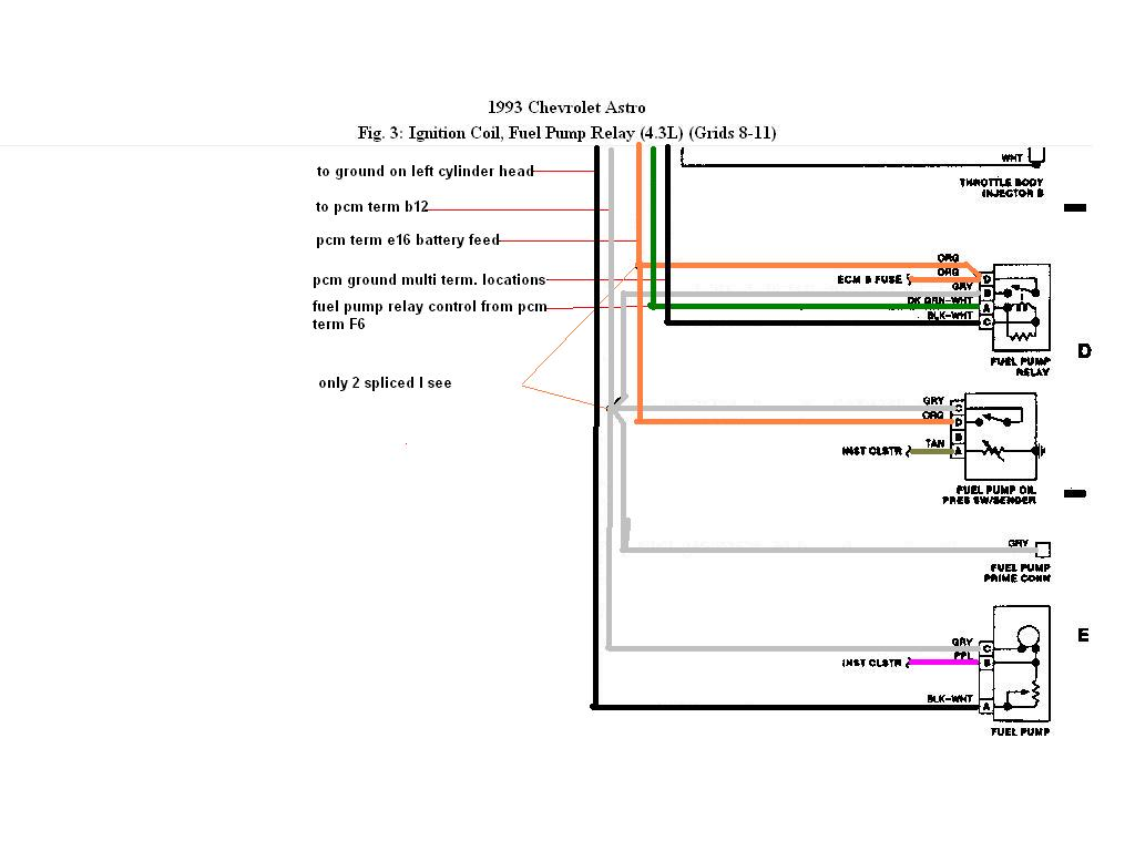 fuel system diagram i have seen alot of problems where the wires go through the sending unit inspect it closely for and darking as signs of heat build up