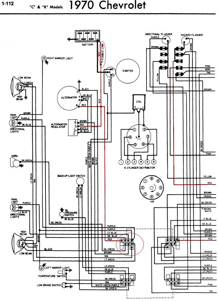electrical diagrams  - blazer forum