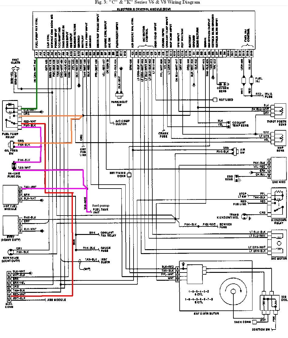 chevy 350 oil pump diagram html
