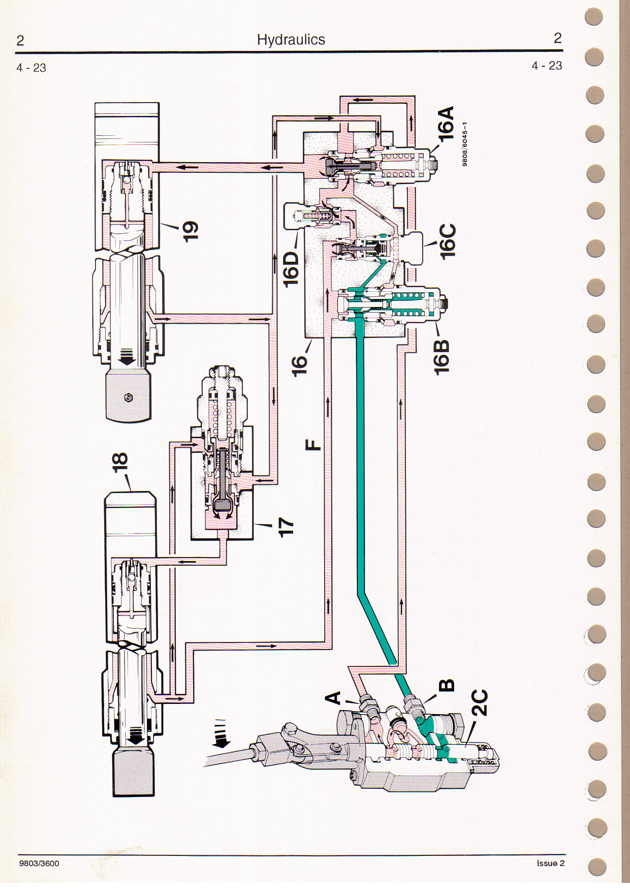 Jcb Hydraulic System Diagram Search For Wiring Diagrams Schematic Free Picture Boom Get Image About Excavator