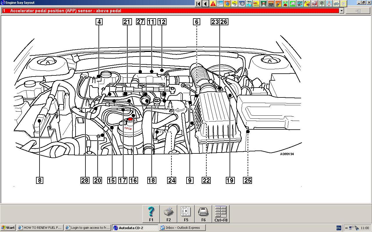 peugeot 406 wiring diagram diesel efcaviation com