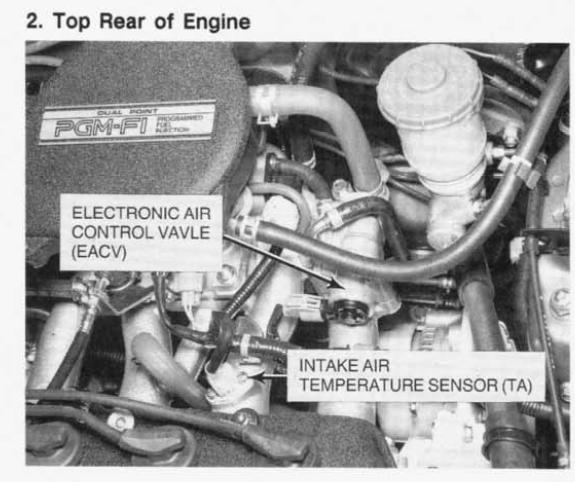 Image Result For Honda Ridgeline Iat Sensor