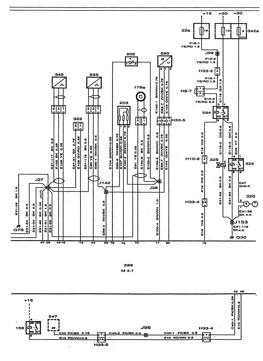 96 saab 900s no spark no fuel injector response