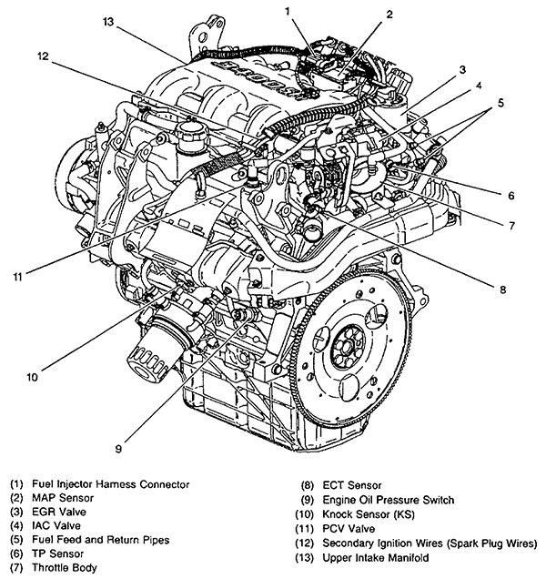 2000 pontiac grand am pcv valve diagram  2000  free engine