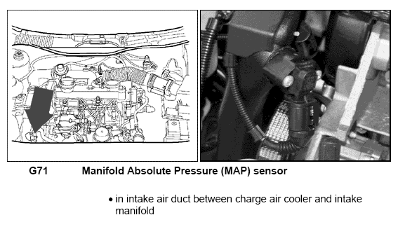 vw map sensor diagram