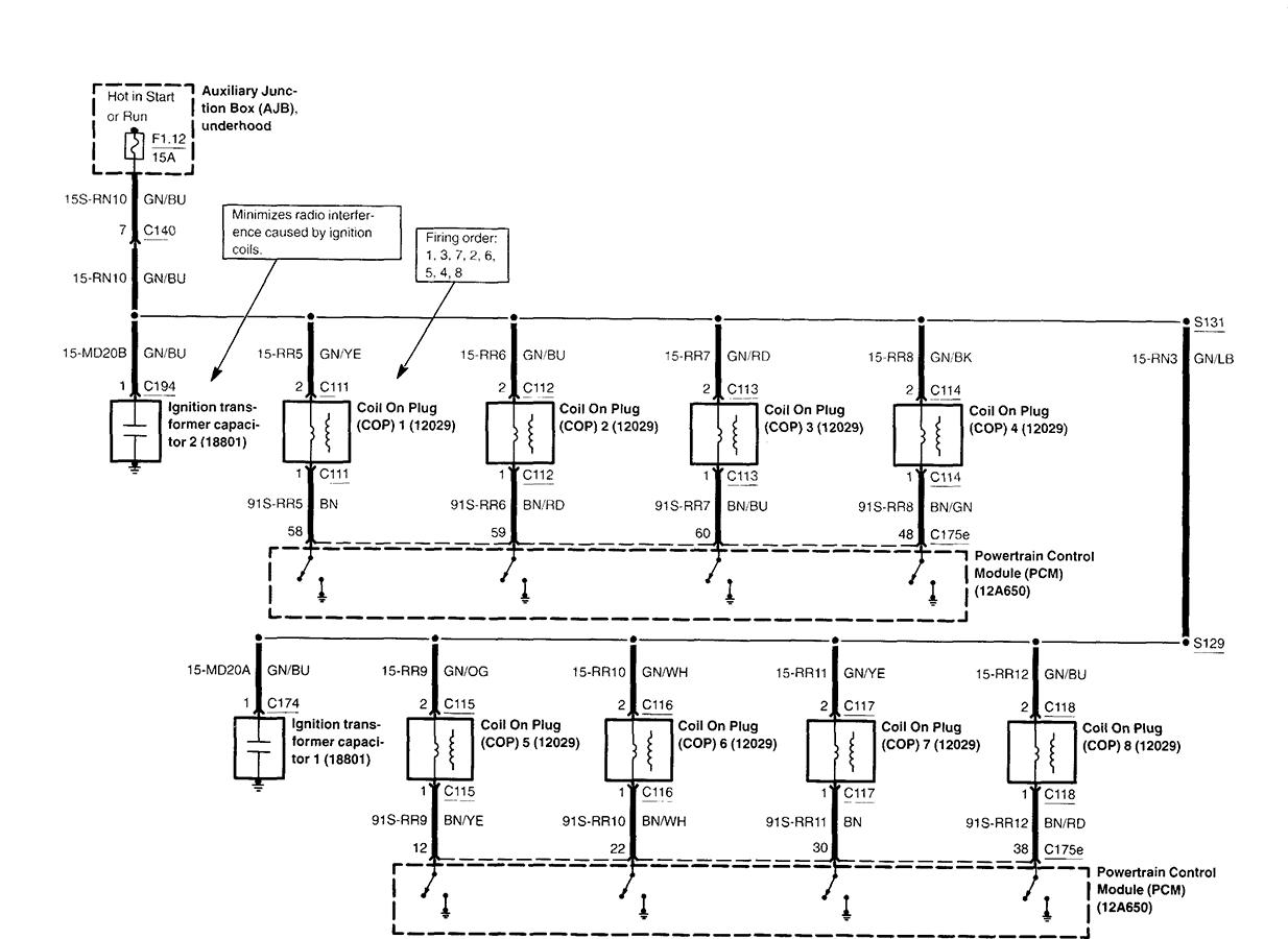 2004 Lincoln Ls 3 9l Mem Codes Po353 Po356 Po357 Po358 All
