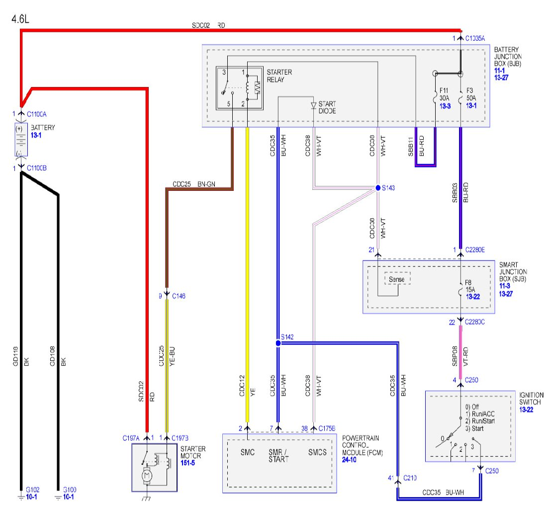 How Can I Get A Wiring Schematic For A 2009 Ford F