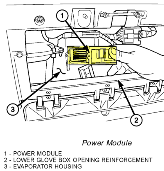 Cs Bm Power Module on 05 Chrysler Town And Country Fuse Box Diagram