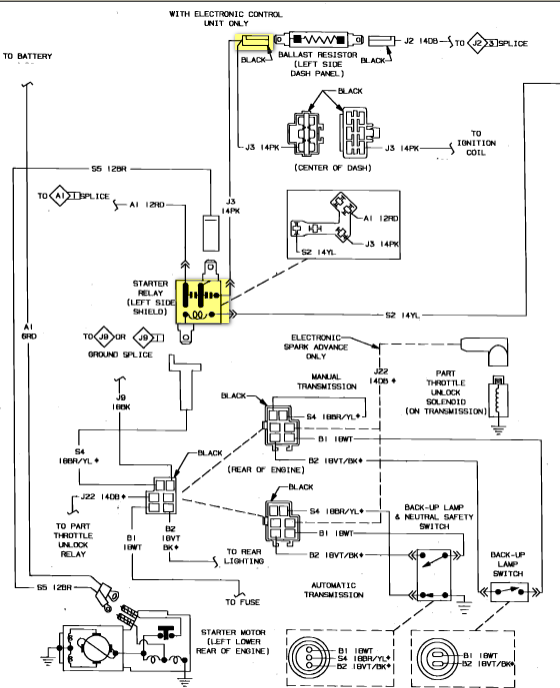 bought a 1987 ramcharger 360 4 barrel no spark has new. Black Bedroom Furniture Sets. Home Design Ideas