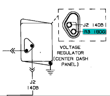 1xf3q Charging Problem 1991 Ramcharger Alternator additionally Ect Sensor 2002 Mustang also  on nch circuit wiring diagram