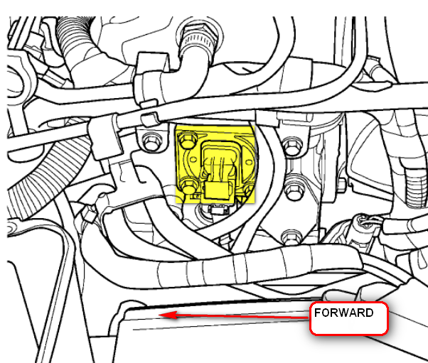 Where Is The Device That Checks Camshaft Timing?