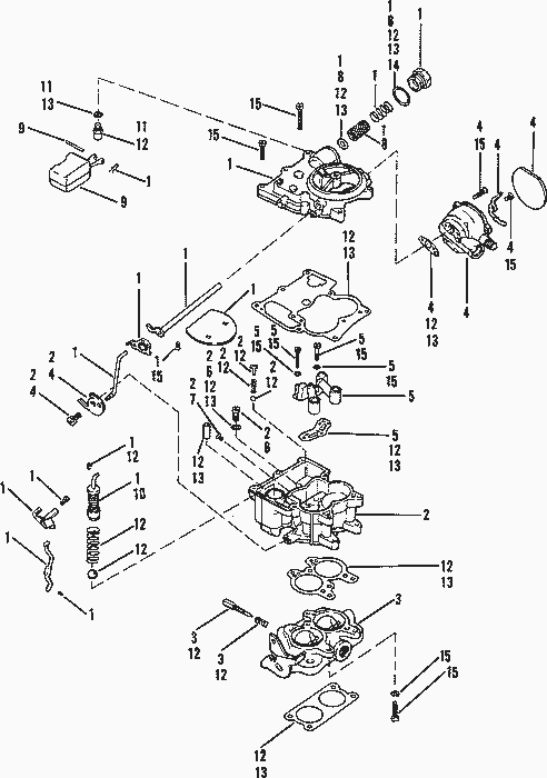 Mercruiser 3 0 Engine Diagram