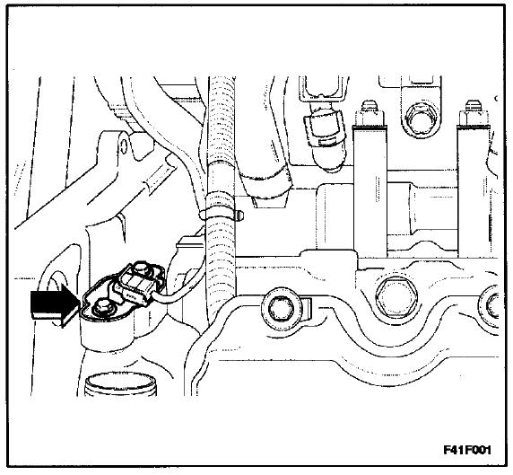 service manual  how to replace 2000 daewoo lanos crank