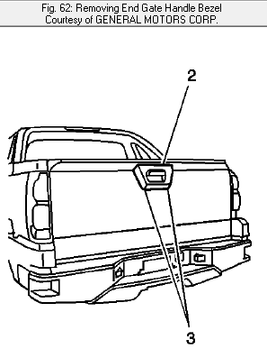 13pz0 2004 Chevy Avalanche Broken Tailgate besides 2 Rear Trunk Gas Lift Supports Struts Props 261697820804 further Tail Gate Scat in addition  on toyota sienna tailgate