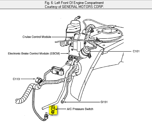 car ac system wiring diagram with 14aam Low Pressure A C Switch Located on IB8g 9081 likewise Discussion T17826 ds546752 furthermore Pontiac G6 3 5 Engine Diagram furthermore 3pbck 2002 Ford Thunderbird Low Pressure Side Fitting in addition 420312577704802664.