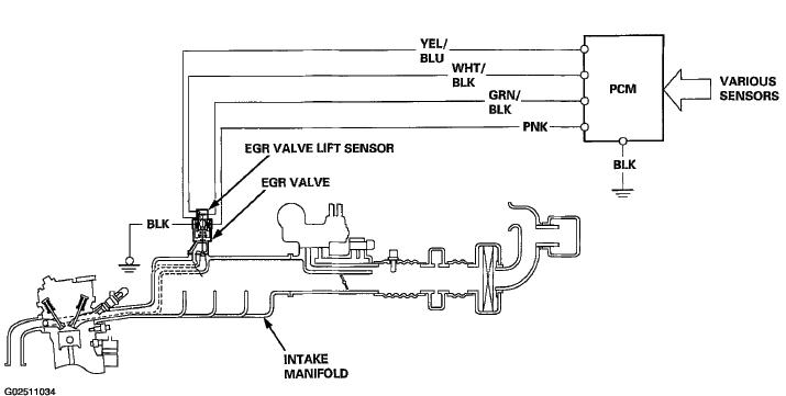 Egr on Honda Civic Engine Diagram