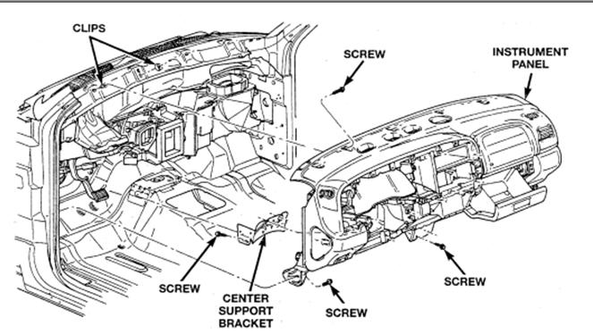 My A C Does Not Work Anymore On My 1999 Dodge Dakota V6