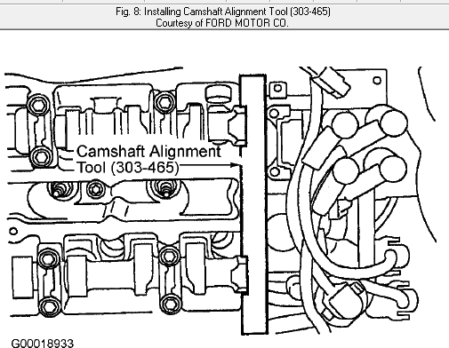 replace timing belt 2001 ford escape 2 0