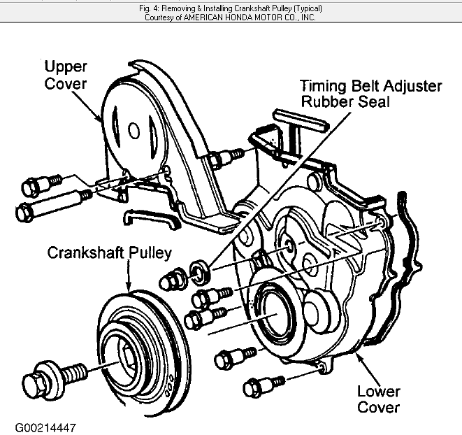 how to set the timing on a 1993 honda accord ex