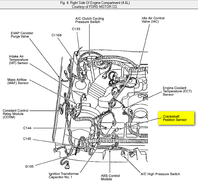 4 6l Ford Diagram in addition 7920CH05 Fuel System Pressure further Viewtopic additionally 2004 Honda Cr V 4cyl 2 4l Serpentine Belt Diagram moreover ShowAssembly. on ford 4 6l engine diagram