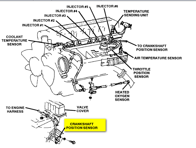 ignition systems for the duraspark conversion  diagram